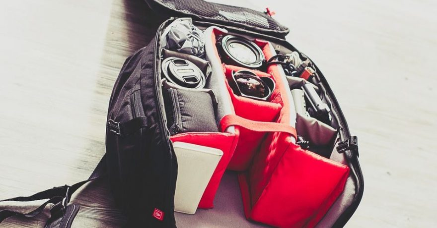 Kickstarter travel backpacks and bags
