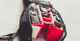 Kickstarter travel backpacks and bags